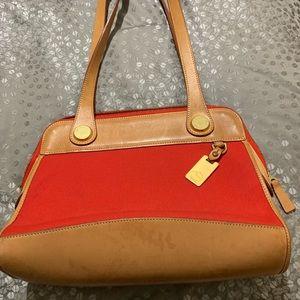 Dooney & Bourke Bags - Vintage Red Dooney & Bourke Purse
